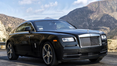 Rolls-Royce Wraith – Great Rolls-Royce Cars