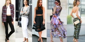 10 Fashion Spring Summer Ideas 2015