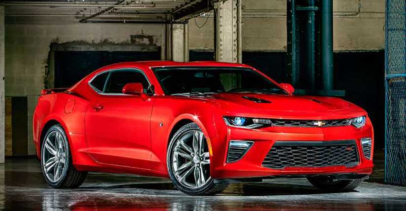 Chevrolet Camaro 2016 First Look of the Car