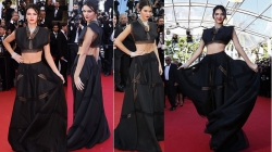 Kendall Jenner Nails the New Look of the Summer Maxi Skirt