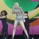 Taylor Swift Puts Leggy Display Rocks Racy Bodysuit BBC Radio 1