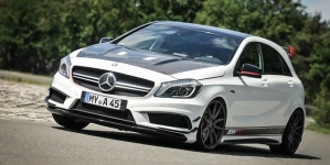 2015 Mercedes-Benz A45 AMG Renntech 459 Edition