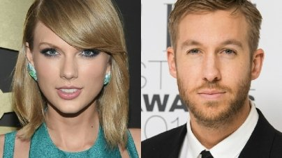 Is This The Moment Lovebirds Calvin Harris and Taylor Swift First Met?