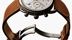 Hermes Arceau Chronograph Bridon Watch