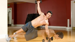 Workouts for Men to Get Ripped at Home
