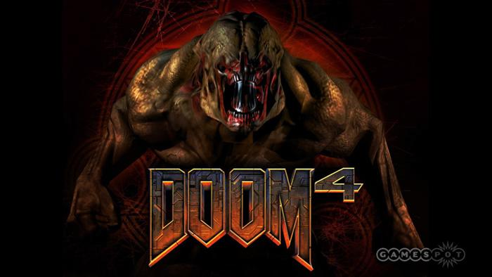 Doom 4 Game