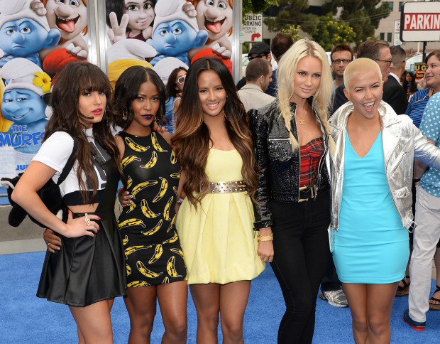 G.R.L. are the brainchild of Robin Antin, who founded the Pussycat Dolls