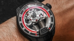 HYT H4 Gotham Watch Review