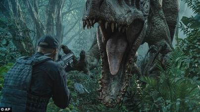 Jurassic World Eats Box Office Alive, is Biggest Opener Ever