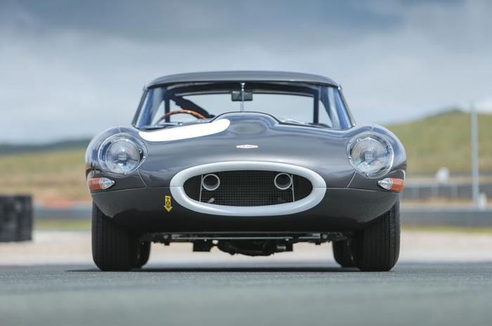 Lightweight Jaguar