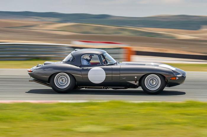 Lightweight Jaguar E