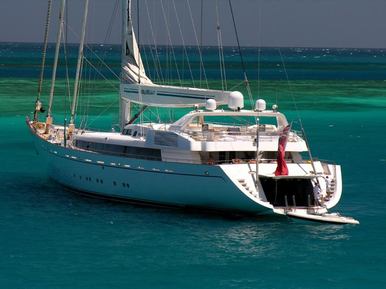 Mirabella V Yacht