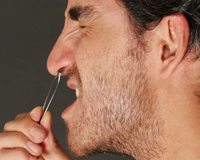 Nose Hair For men