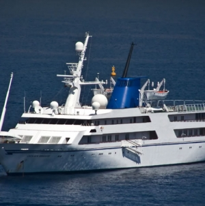 Top 10 Luxurious Yachts