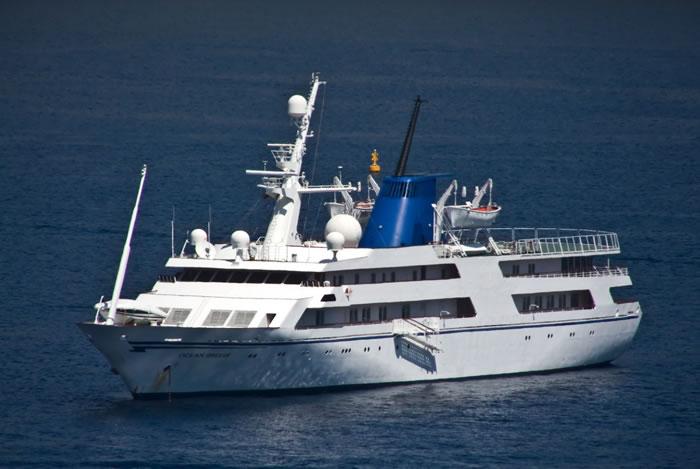 Qadisiyah Saddam Yacht