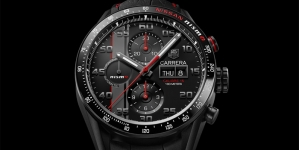 "Nissan : Tag Heuer Reveals Special Edition Carrera ""Nismo"" Watch"