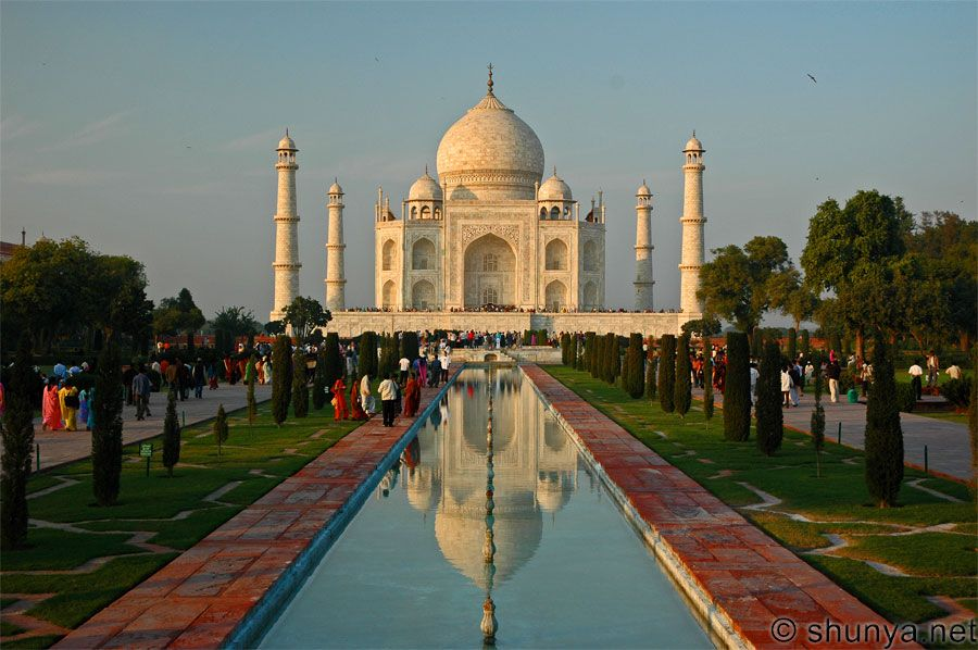 Taj Mehal of Agra