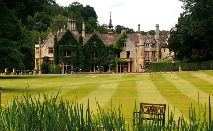 Manor House at Castle Combe