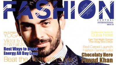 Fashion Central International June Magazine Issue 2015