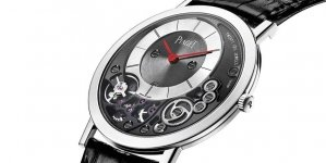 Piaget Altiplano 900P Unique Piece for Only Watch 2015