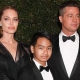 Angelina Jolie Wants Son to take Over Charity