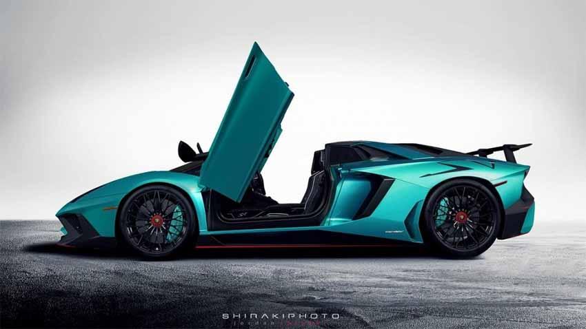 Lamborghini Aventador Car