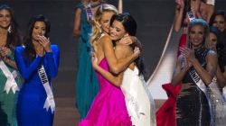Miss Oklahoma Wins Miss USA Contest 2015
