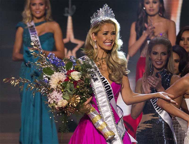 Miss Oklahoma Wins
