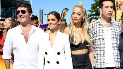 X Factor' Judges Think Group Category is Best Ever