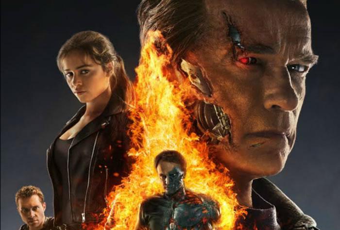 Terminator Genisys Movie