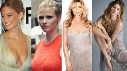 10 Most Beautiful Supermodels of 2015
