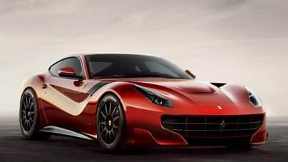 2016 Ferrari F12 Versione Speciale Snapped Ahead of Frankfurt Debut!