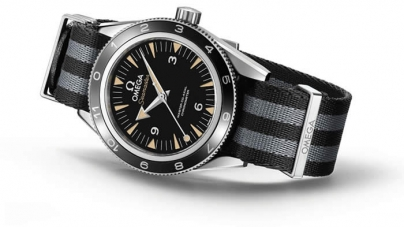 Omega Seamaster 300 'Spectre' Limited Edition Watch
