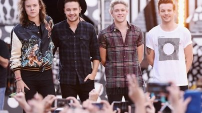 One Direction Beat Zayn Malik at the Teen Choice Awards!