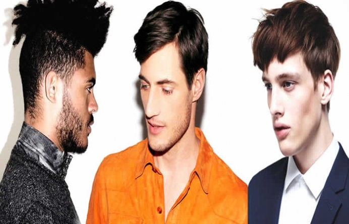 7 Short Men's Hairstyles of 2015