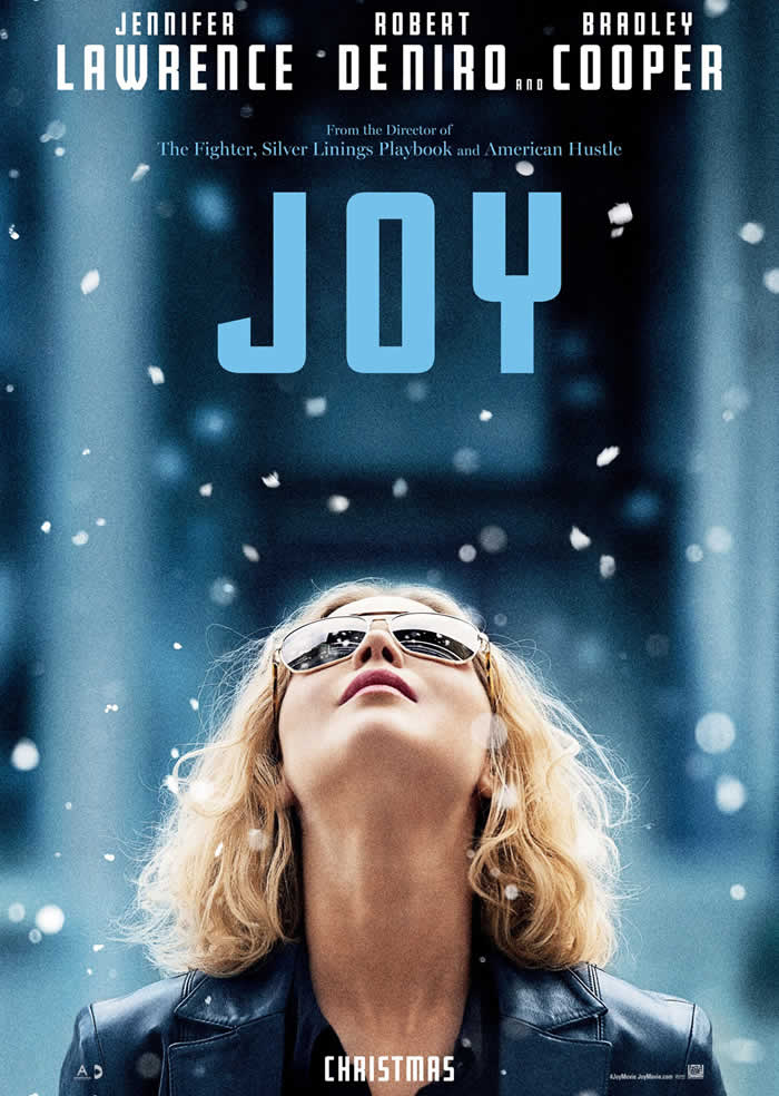 Jennifer Lawrence Joy Poster