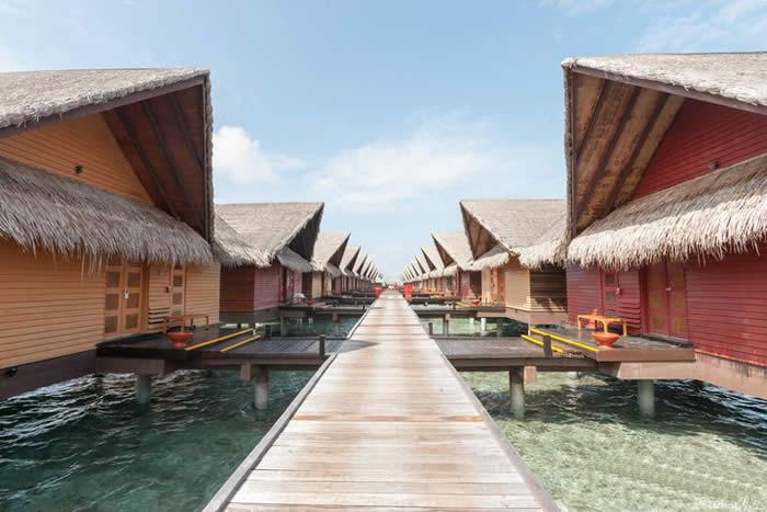 Maldives, Adaaran Esteem Villas