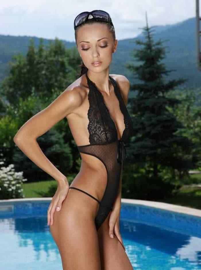 Addison Gill Bikini