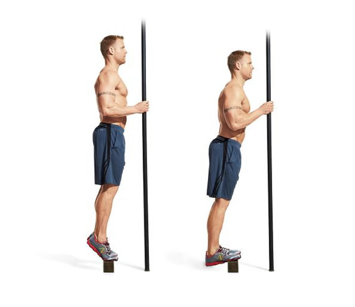 BodyWeight Calf Raise