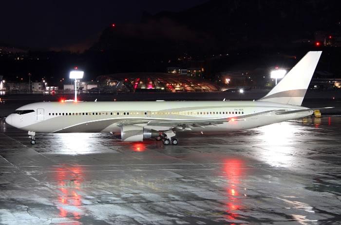 Boeing 767-33A/ER worth $120-170 Million