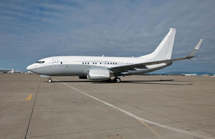 Boeing Business Jet 2 worth $73 Million
