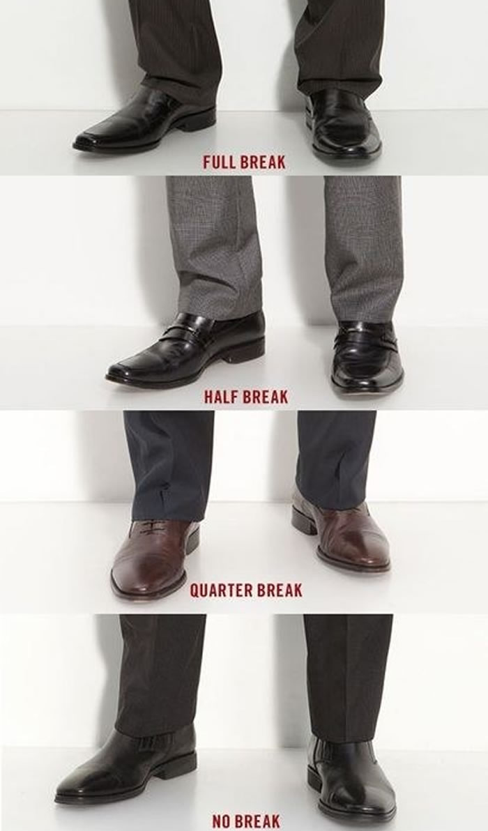 Dress Pant length