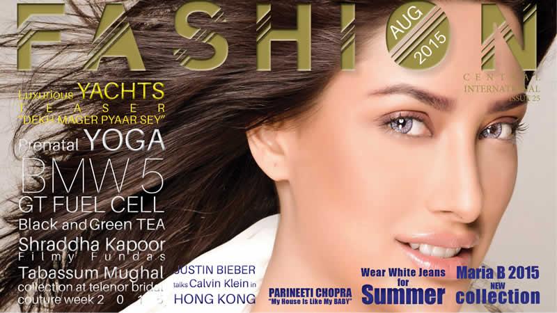 Fashion Central International Magazine