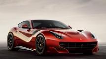 2016 Ferrari F12 Versione Speciale Snapped Ahead of Frankfurt Debut!