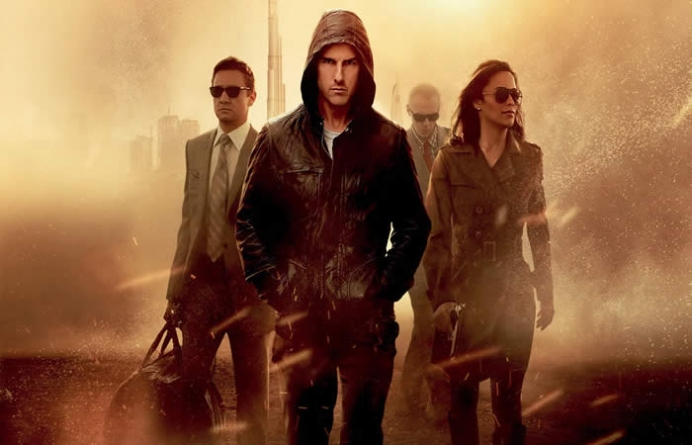 Mission: Impossible – Rogue Nation'