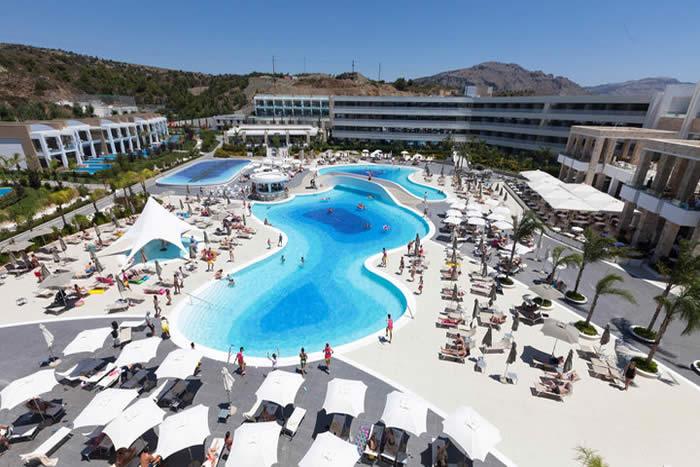 Queen Resort & Spa, Rhodes