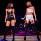 Justin Timberlake and Selena Gomez join Taylor Swift in last LA Performance