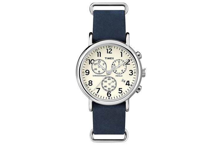 Timex Weekender Chrono Oversized Watch