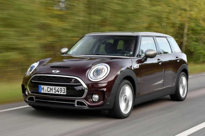 2015 Mini Clubman Cooper S Automatic Review