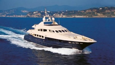 West Nautical Sells 40m Mondo Marine Yacht